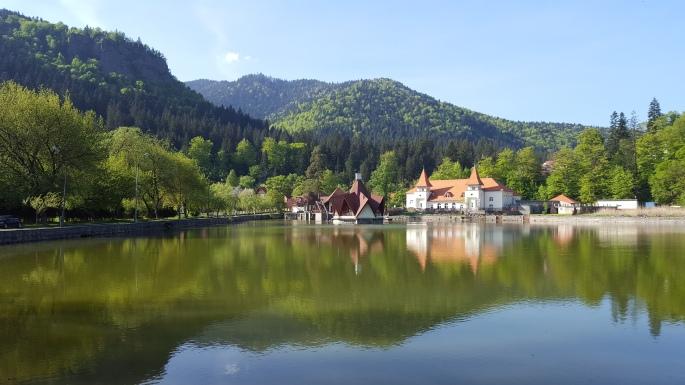 Baile Tusnad, Romania
