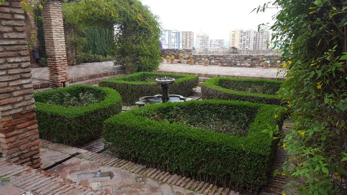 alcazaba, Malaga, Spain, Espana