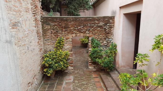 alcazaba malaga 8
