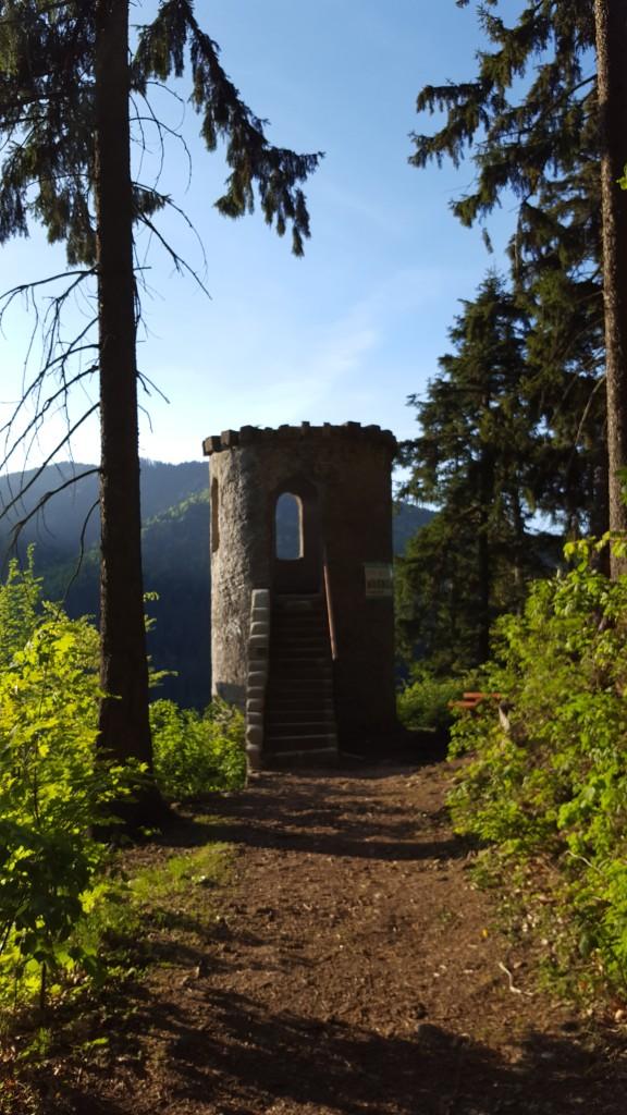 apor tower baile tusnad, romania