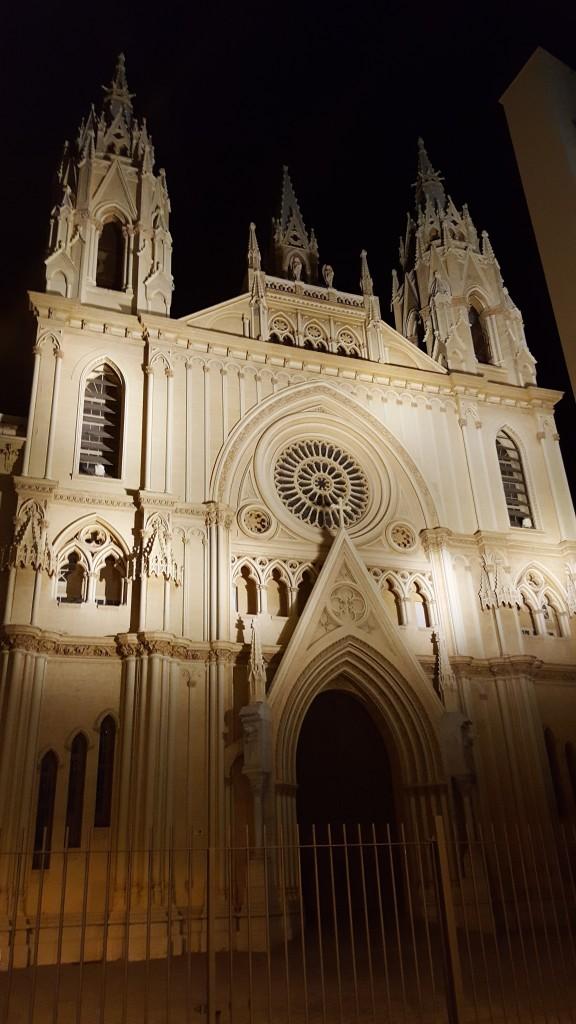 catedral del sagrado corazon malaga