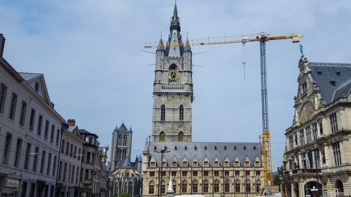 Ghent, Gent, Gand