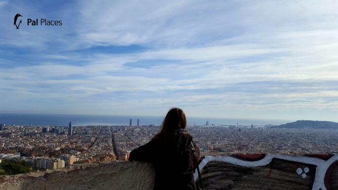 Barcelona, Bunkers del Carmel