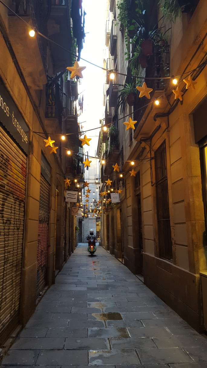 Barcelona, Gothic quarter