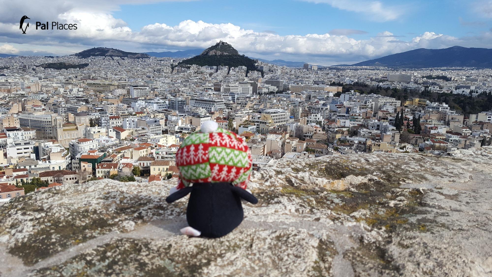 Acropolis view, Athens