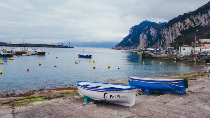 Capri island